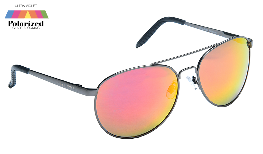 Bologna Black And Red Polarized Leisure