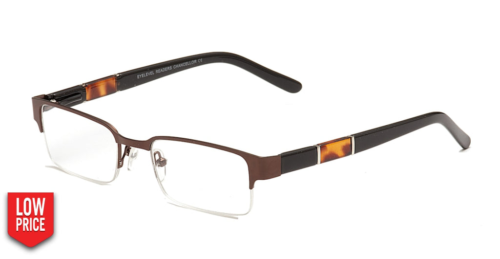 Chancellor Optical Strength + 1.25 Reading Glasses