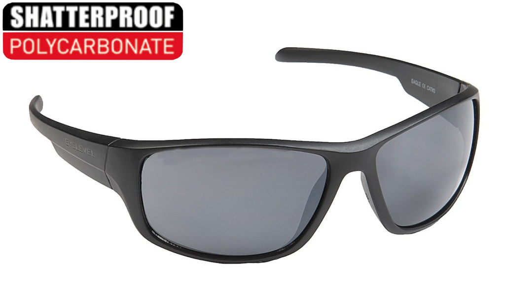 Eagle Black Polycarbonate Sports