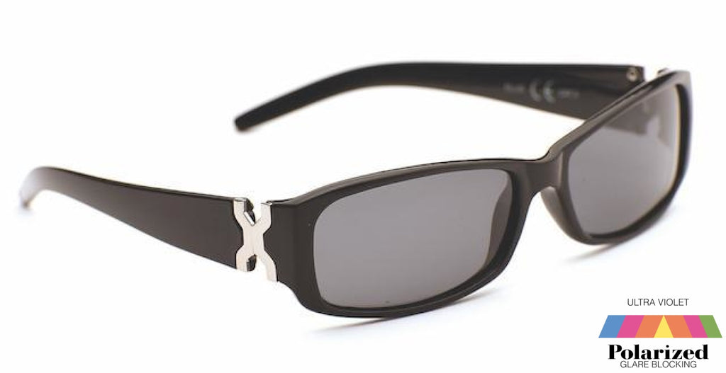 Ellie Black Polarized Ladies Sunglasses