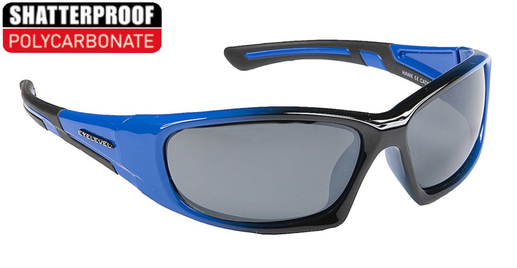 Hawk Blue Polycarbonate Sports