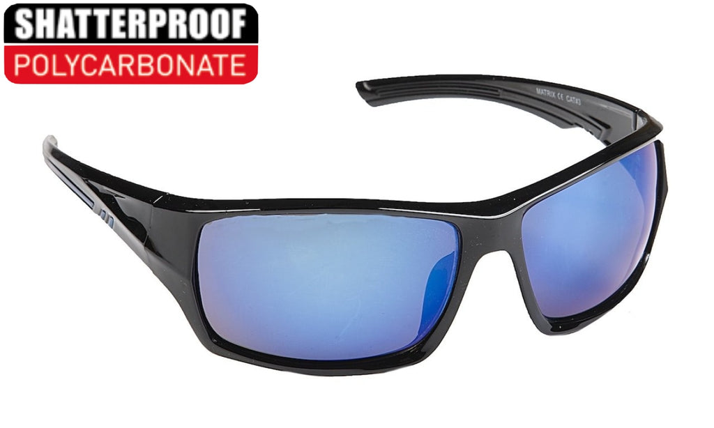 Matrix Blue Polycarbonate Sports