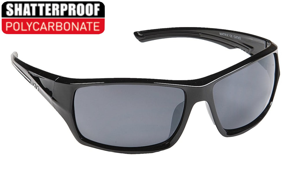 Matrix Grey Polycarbonate Sports