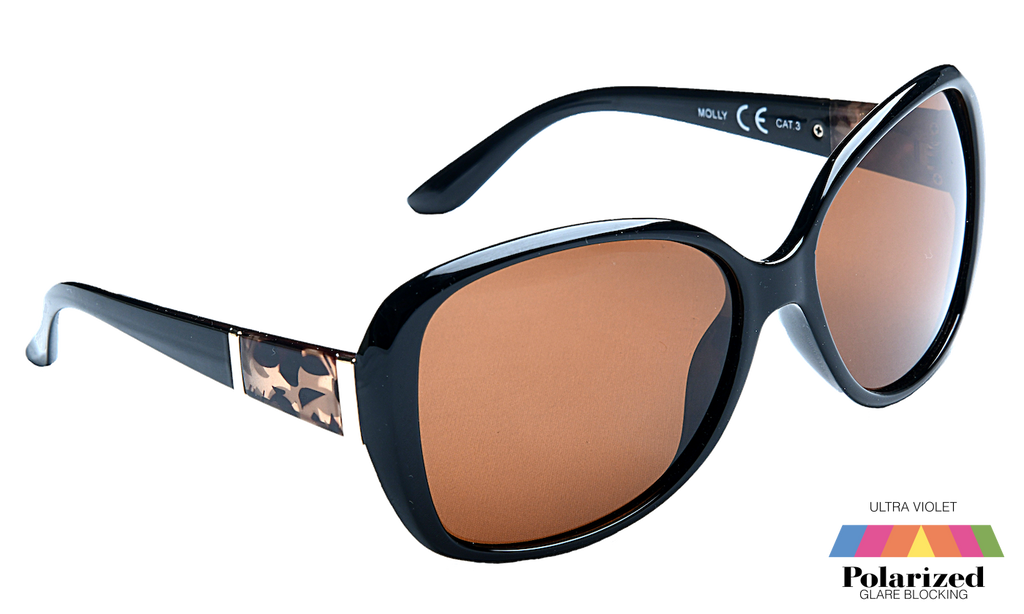 Molly Brown Polarized Ladies Sunglasses