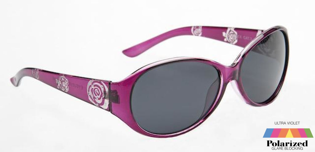 Tara Pink Polarized Ladies Sunglasses