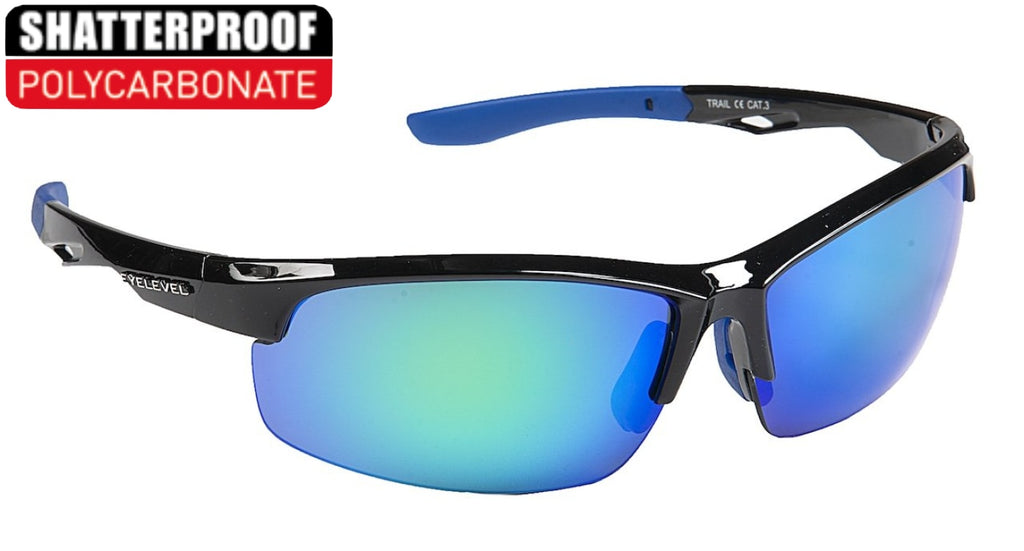 Trail Blue Polycarbonate Sports