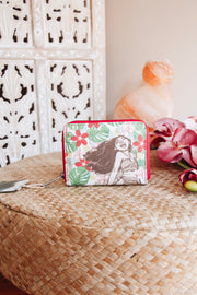 Loungefly Disney Moana Floral Mini Wallet - Atomic Wildflower