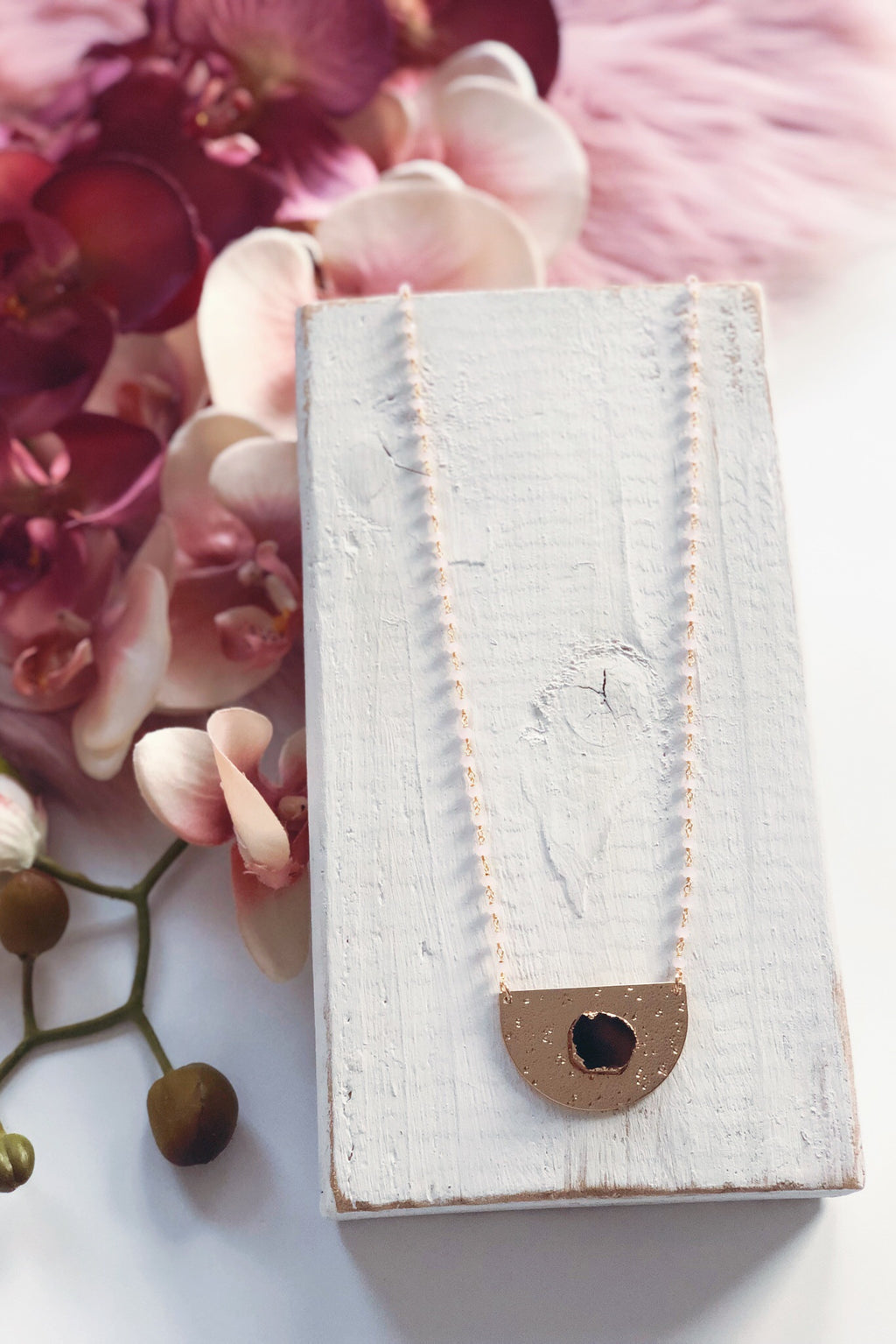 Tribeca Necklace - Atomic Wildflower