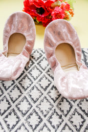 The Storehouse Flats - Blush • Shimmer Collection - Atomic Wildflower