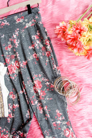 Flower Daze Bell Bottoms - Atomic Wildflower