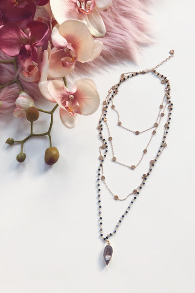 Tessa Necklace - Atomic Wildflower