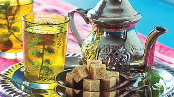 Twinings<sup>®</sup> Moroccan Mint Tea