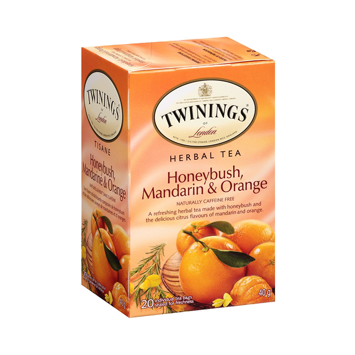 Honeybush, Mandarin & Orange