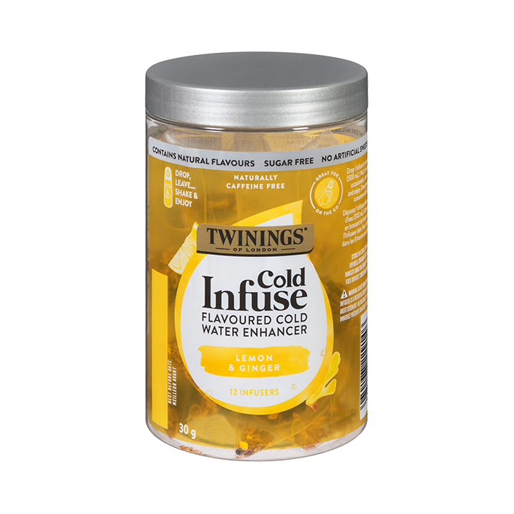 Cold Infuse - Lemon & Ginger