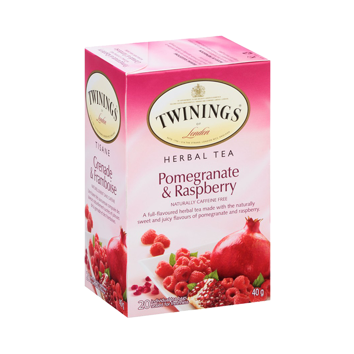 Pomegranate & Raspberry