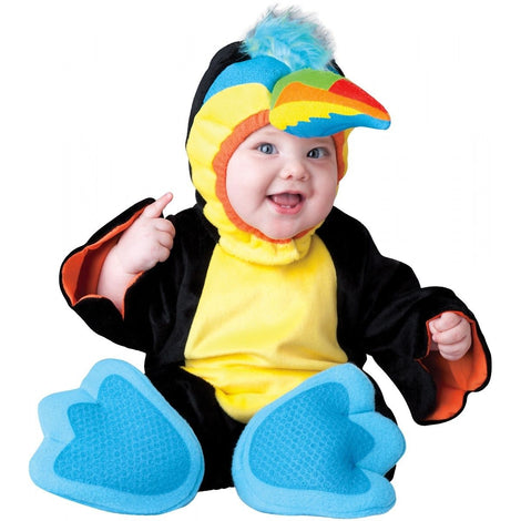 Little Parrot Baby Halloween Costume 2018 - Fairybi