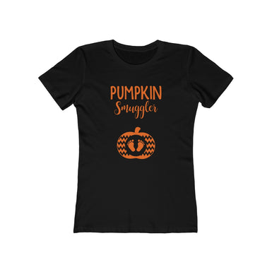Pumpkin Smuggler Halloween T-Shirt - Fairybi