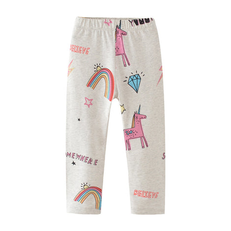 Fall 2018 new arrivals Unicorn Leggings for girls - Fairybi