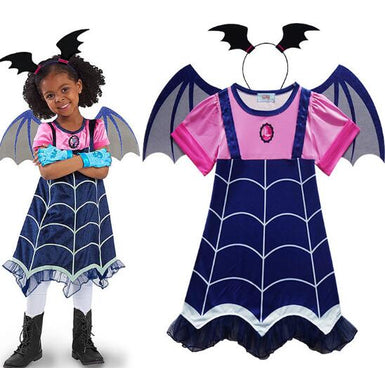 The Fantasy Vampirina Halloween Costumes for Girls - Fairybi