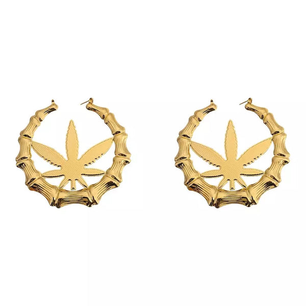 High Life Hoop Earrings