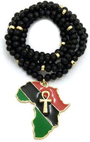 Ankh Pan Africa Necklace