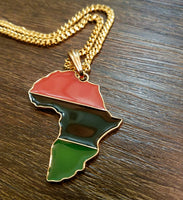 Pan-African Necklace