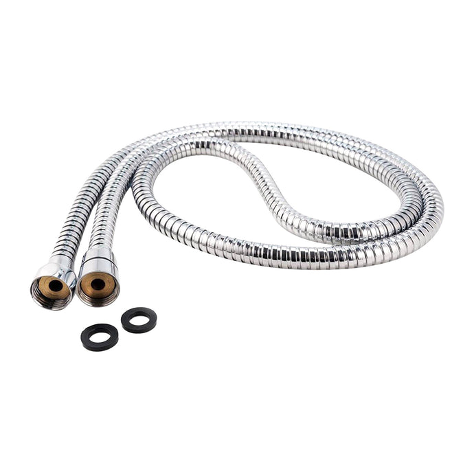 METHVEN 1.5m Stainless Steel Shower Hose