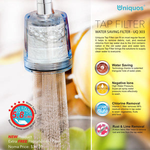 Uniquos Tap Filter Bundle Pack B