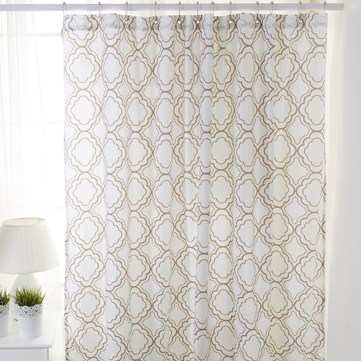 moda at image taupe nordstrom shower rack shop gateway of product curtain neutral home curtains