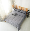 WAGA08 Premium Guest or emergency comforter set - Grey (212002)