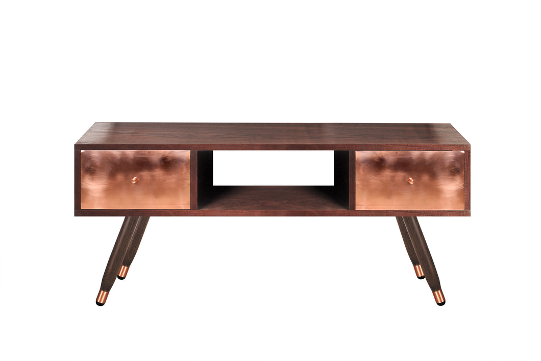 TV table Terra walnut
