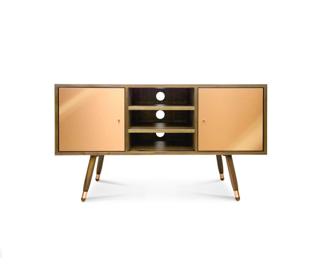 Entertainment unit Terra Walnut Plus