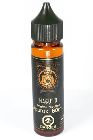 Professor Pibblesworths Exotic Tobacco Blends - Hacuto Salt