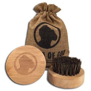 Beard of God Boar Bristle Brush
