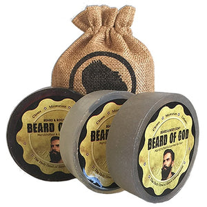 Beard of God - Soap (110g bar)