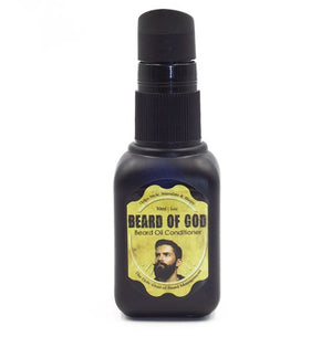 Beard of God - Beard Oil Conditioners (1oz Bottle)