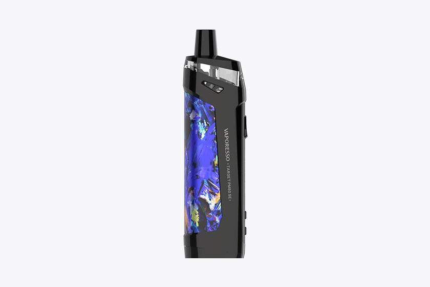 Vaporesso TARGET PM80 SE (needs a 18650 battery)