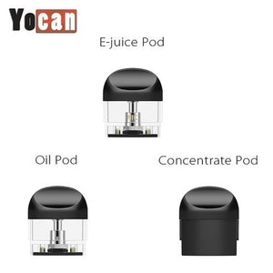 Yocan 2.0 Replacement Pods