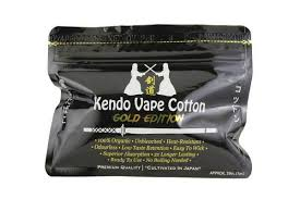 Kendo Gold Cotton
