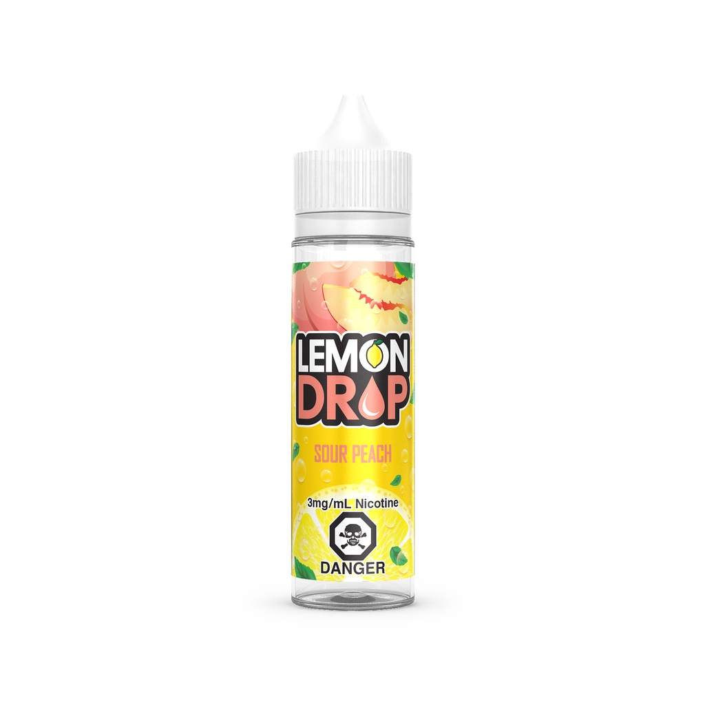 Lemon Drop - Sour Peach