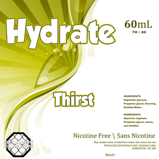 Hydrate - Thirst