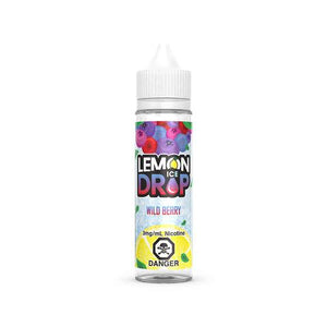 Lemon Drop - Wild Berry Ice