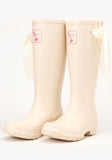 Evercreatures IDO Wedding Tall Wellies