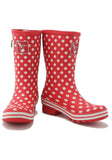 Evercreatures Polka Dot Short Wellies