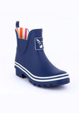 Evercreatures Blue Meadow Ankle Wellies