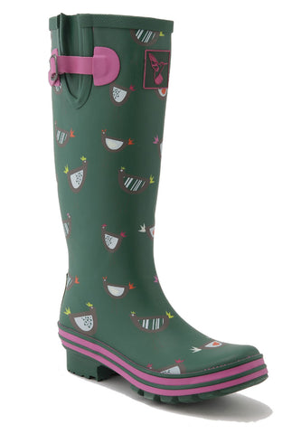 Evercreatures Chicken Tall Wellies