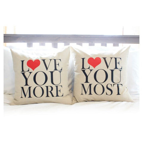 Customize Your Couple Cushion