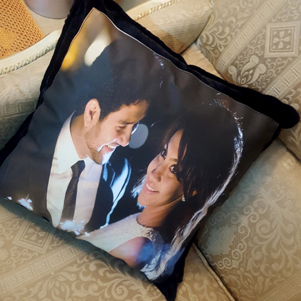 Customize Photo  Cushion