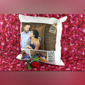 Customize Your Photo Cushion