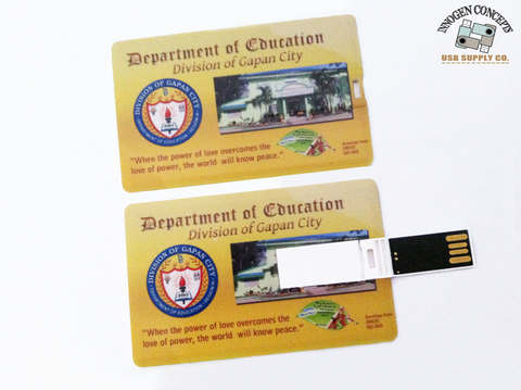 Customized Business Card USB - 16Gb